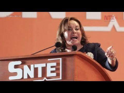 ¡Gordillo!, no te queremos aquí: la CNTE
