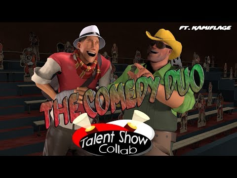 The Comedy Duo [Talent Show Collab Entry]