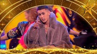 Santi Millán y El Cejas revolucionan la Final | Gran Final | Got Talent España 5 (2019)