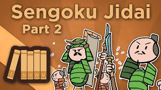 Warring States Japan: Sengoku Jidai - The Siege of Inabayama Castle - Extra History - #2