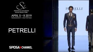 PETRELLI - collezione sposo 2020 - Sì Sposaitalia 2019