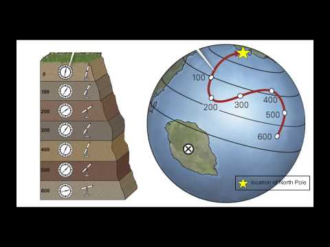 What is Paleomagnetism and how does it support Plate Tectonics Theory?