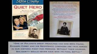 Richard & Rita Cosby on the Warsaw Uprising