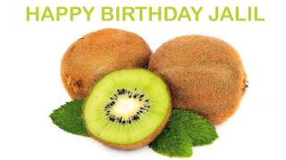 Jalil   Fruits & Frutas - Happy Birthday