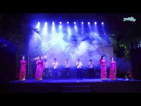 Hãy Đến Với Con Người Việt Nam   Tốp ca CLB Nhiệt Huyết Trẻ ĐH Công Nghệ Sài Gòn