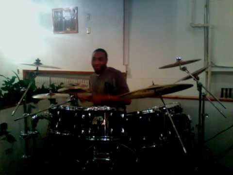 Denton Harris on drums LOL! (i kill a lil bit at l...