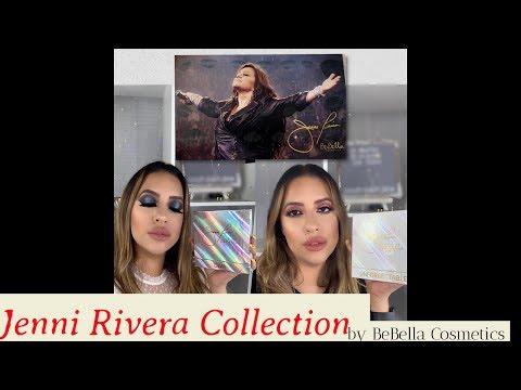 Repeat JENNI RIVERA COLLECTION by BEBELLA COSMETICS by
