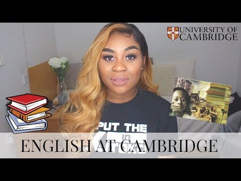 """ENGLISH AT CAMBRIDGE (VERY DETAILED) // HOW & WHY I """"BLACKIFIED"""" MY CURRICULUM   NISSYTEE"""