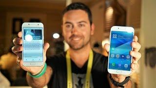 Samsung Galaxy A5 e A3 2017 | #Anteprima ITA CES 2017
