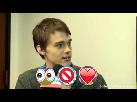 Mitchell Hope  Funny and Cute Moments