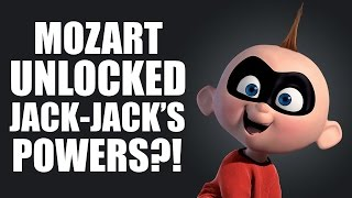 The Incredibles Conspiracy Theory: Where did Jack-Jack get his powers?!