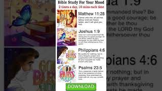 Bible Coloring For Bible Study