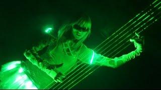 Лазермен шоу в Новосибирске