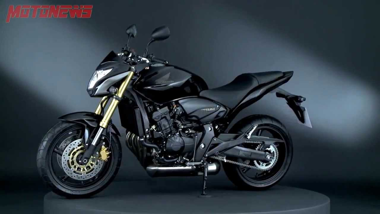 honda cb 600f hornet 2014 motonews youtube. Black Bedroom Furniture Sets. Home Design Ideas