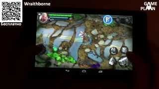 RPG, гонки и др. - Обзор игр для Android, смартфона, планшета