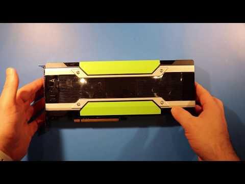 NVidia Tesla K80 Cooling In A Desktop
