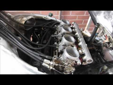GSXR    Srad Carb Tune 1998 Injection  YouTube