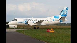 Flight EETN -ULLI/Saab SF-340/X-plane 11/IVAO