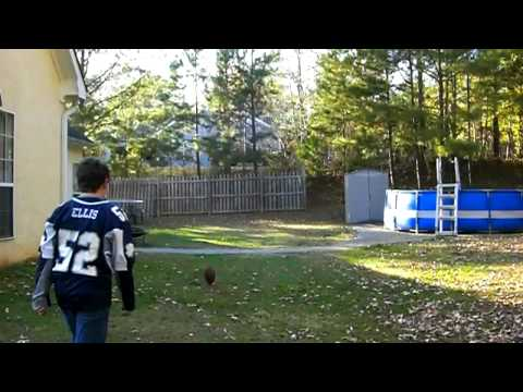 backyard field goal youtube