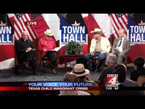 Town Hall: Child Immigration Crisis