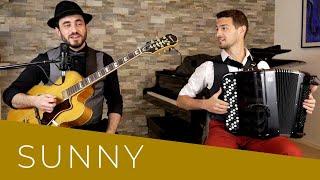 SUNNY – Bobby Hebb – Boney M (cover) – Accordion & Guitar #AcousticCover