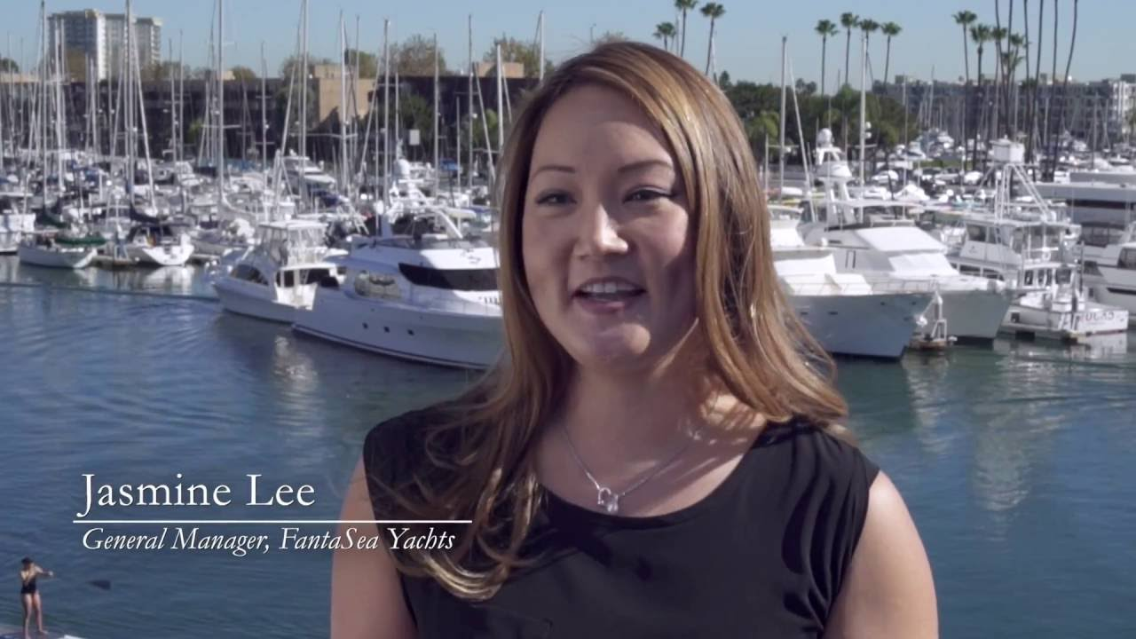 Private Yacht Charters In Marina Del Rey Youtube