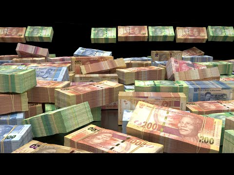 BILLIONS Of SOUTH AFRICAN RANDS :: Wealth Visualization, Manifestation, Abundance HD
