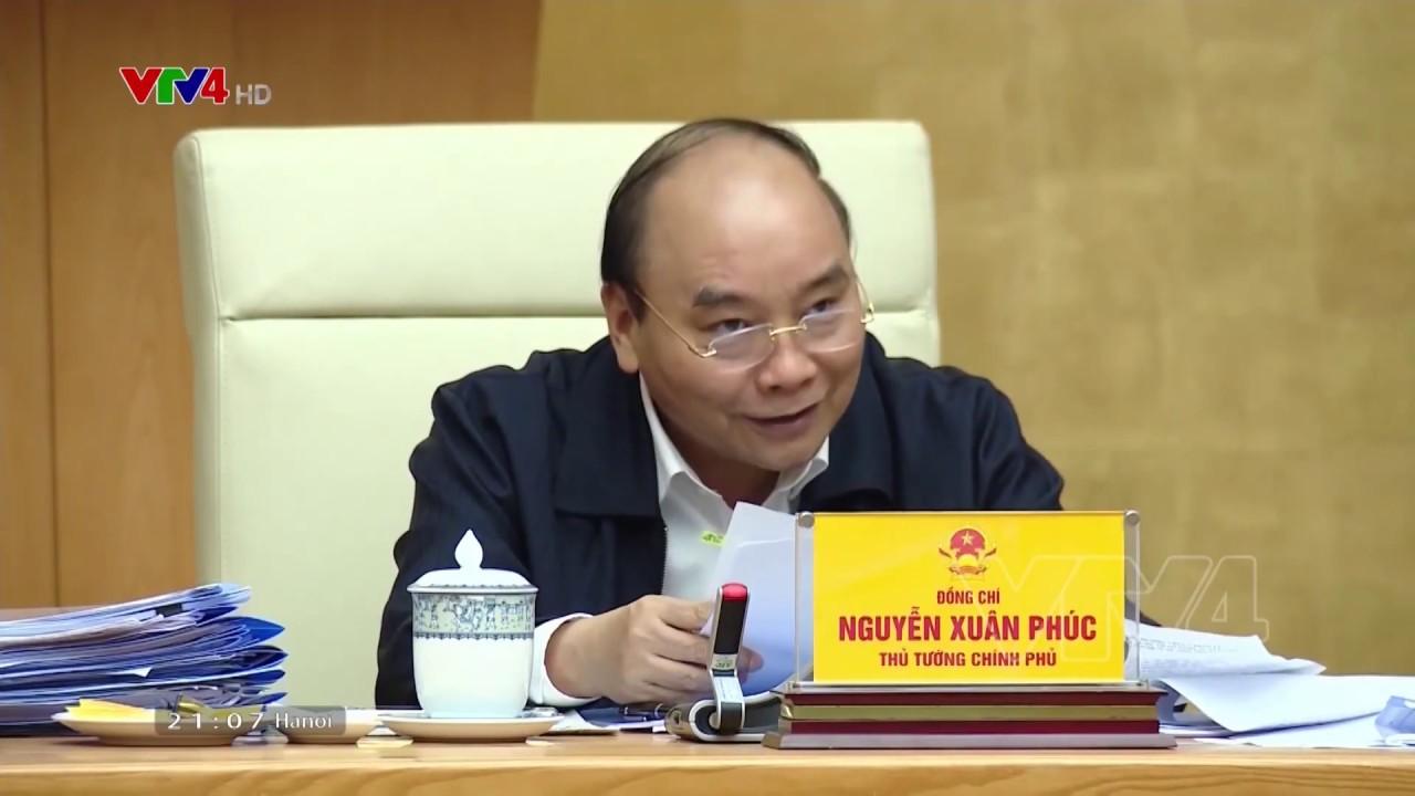 Thủ tướng Chính phủ họp về kịch bản ứng phó dịch Covid 19