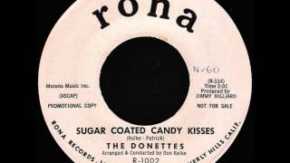 The Donettes - Sugar coated candy kisses