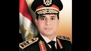 من هي شخصية العام 2013 ؟ - عبد الفتاح السيسي - Abdel Fattah el-Sisi