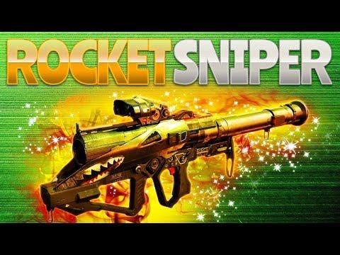 ROCKET SNIPER (Fortnite Battle Royale)