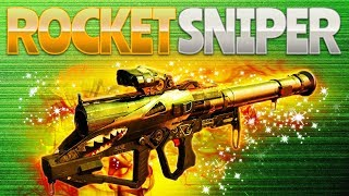 ROCKET SNIPER (Fortnite Battle Royale)