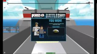godofdeathrocks in roblox presents to you:KREO BATTLE SHIP SHOWDOWN