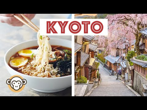 10 AMAZING Things to do in KYOTO, Japan - Go Local (2018)