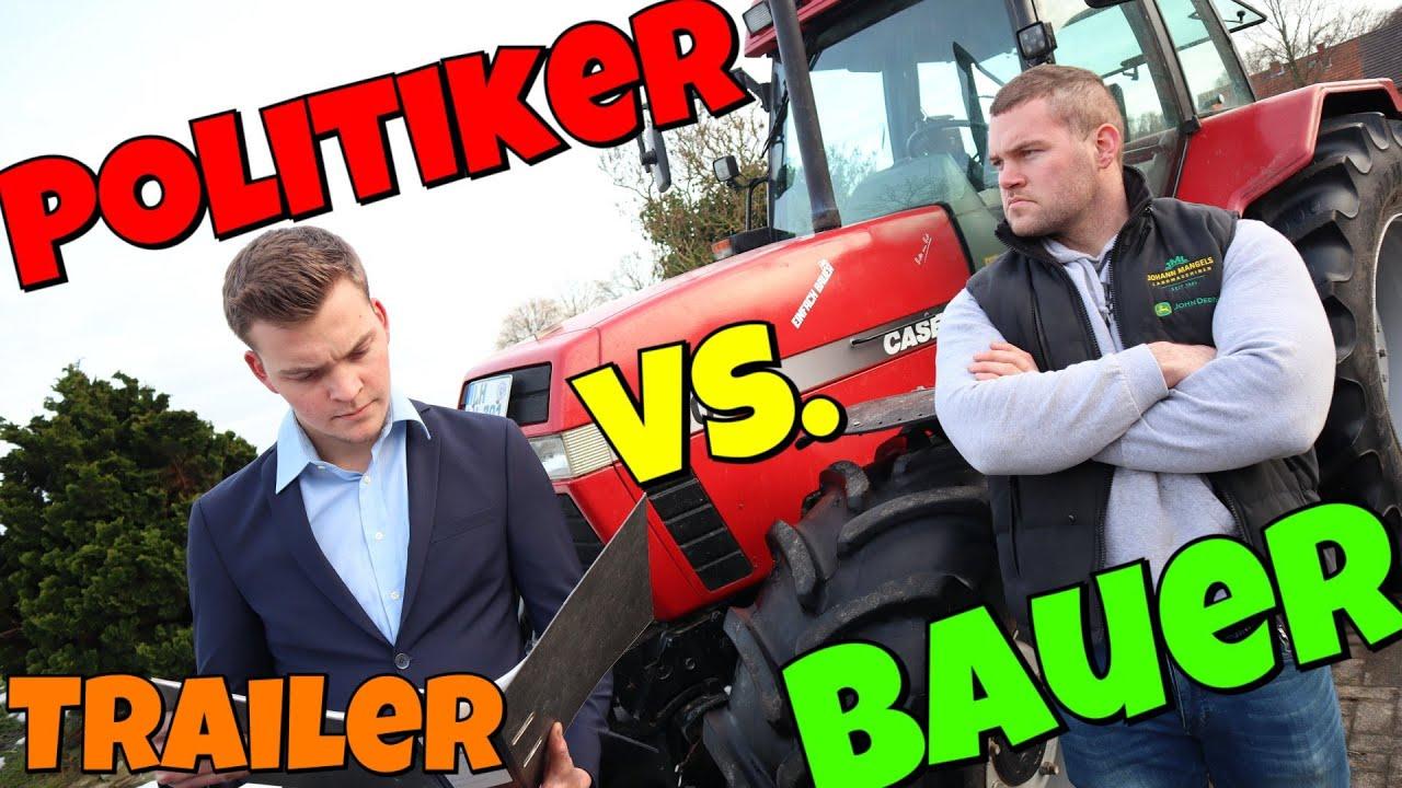 Insektenschutzgesetz Bauer vs Politiker TRAILER