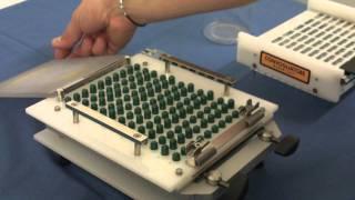 Multipharma ручна машина завалки капсули МК 3 - МК 4