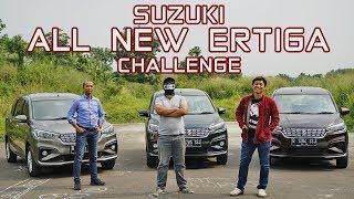 Suzuki All New Ertiga Challenge