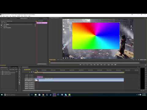 Adobe Premiere Tutorial: How To Overlay Footage On A Video