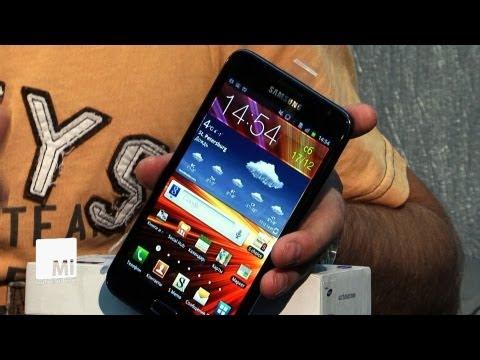 Samsung Galaxy Note. Родила царица в ночь...