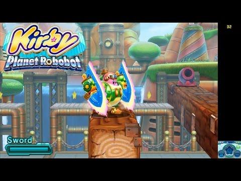 Kirby: Planet Robobot - Citra Emulator (CPU JIT) [1080p HD] - Nintendo 3DS - 동영상