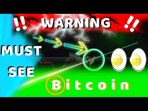 BITCOIN DROP CREATED THIS NEW PATTERN!! THIS IS THE NEXT LIKELY MOVE!! AND 3 BTC SIGNS YOU MUST SEE!