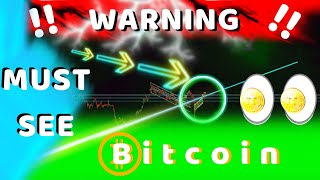 BREAKING!!! BITCOIN CREATED THIS NEW PATTERN - THIS IS THE NEXT LIKELY MOVE!! DON'T MISS OUT