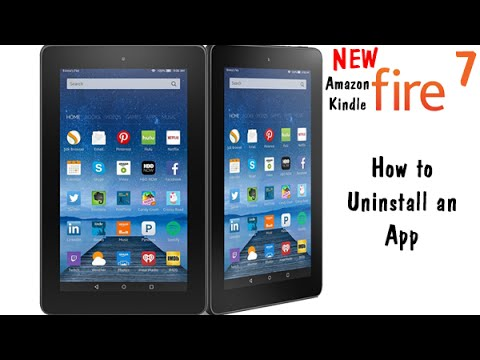 fire-7-tablet-(5th-gen-kindle-fire)-how-to-uninstall-an-app- -h2techvideos
