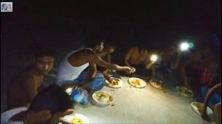 Egg biriyani picnic in village. By SOIF ALI