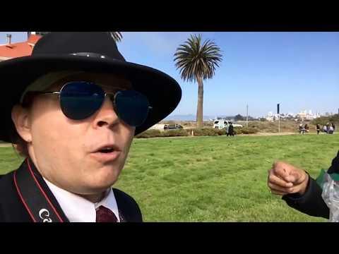 Crowman & Mr. Gold's Epic San Francisco and Berkeley Adventure (PART 1)