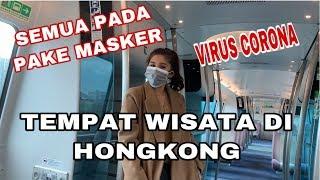 NGEVLOG PAKE MASKER || ANTIPASI VIRUS CORONA || HONGKONG