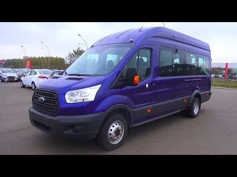 2015 Ford Transit. Start Up, Engine, and In Depth Tour.