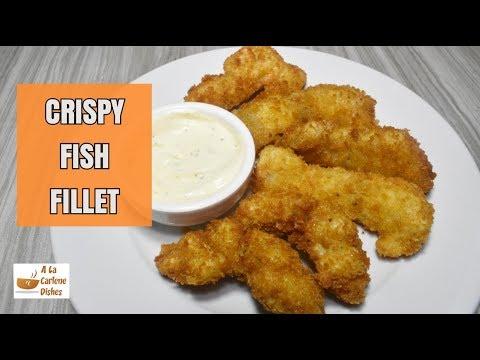 CRISPY FISH FILLET