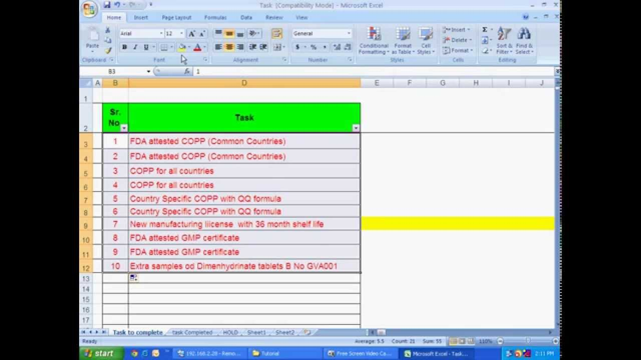 how to put serial number in excel sheet easily  u0026 quickly