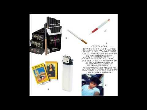 brujeria de amor con ceniza de cigarro